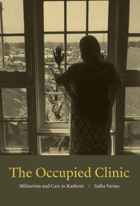 Bookcover The Occupied Clinic